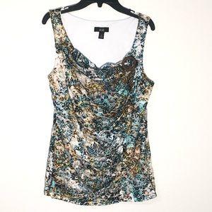 AGB sleeveless blouse medium